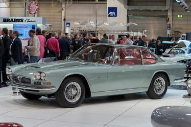 Maserati Mexico 4700 berlinetta by Frua 1968 fl3q