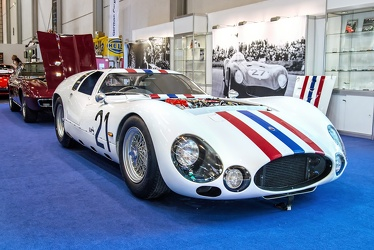 Maserati T151 Le Mans berlinetta Group P replica 1964 fr3q