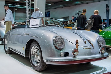 Porsche 356 A GS Carrera GT Speedster by Reutter modified 1956 fr3q