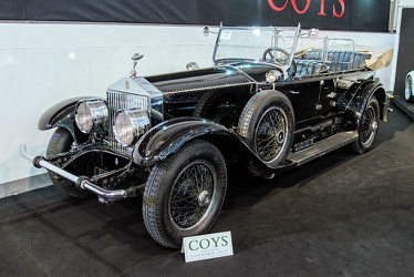 Rolls Royce Phantom I Pall Mall tourer by Brewster 1927 fl3q