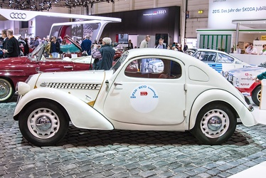 "Skoda 912 Popular OHV ""Little Entente"" coupe 1937 side"
