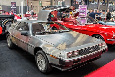 Delorean DMC-12 1982 fr3q