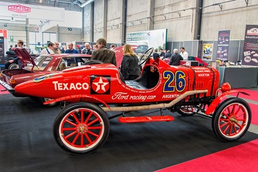 Ford Model T racer 1917 side