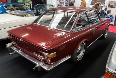 Glas 2600 V8 coupe by Frua 1966 r3q