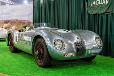 Jaguar C-Type 1953 replica 2010 fl3q