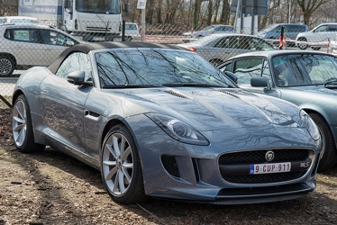 Jaguar F-Type S convertible 2015 fr3q