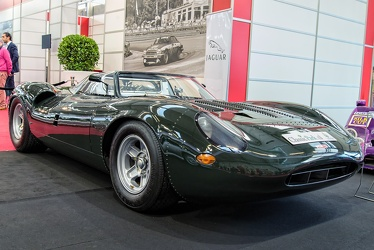 Jaguar XJ-13 1966 replica by Proteus 1993 fr3q