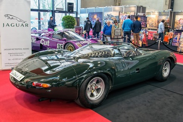 Jaguar XJ-13 1966 replica by Proteus 1993 r3q