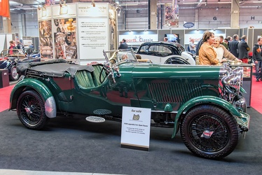 Lagonda 2 Litre tourer 1930 side