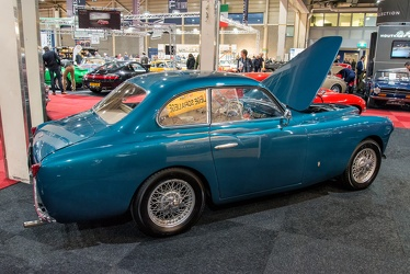 Arnolt MG TD coupe by Bertone 1953 side