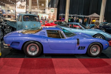 Bizzarrini GT 5300 Strada by Bertone targa conversion 1967 side