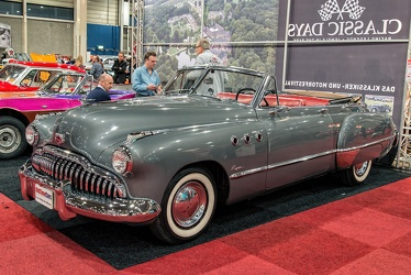 Buick Super convertible coupe 1949 fl3q