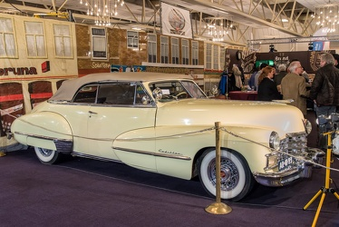 Cadillac 62 convertible coupe 1947 cream fr3q