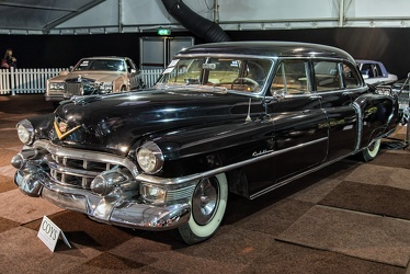 Cadillac 75 imperial sedan by Fleetwood 1953 fl3q
