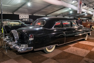 Cadillac 75 imperial sedan by Fleetwood 1953 r3q