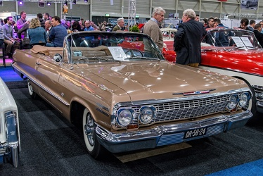 Chevrolet Impala SS convertible coupe 1963 fr3q