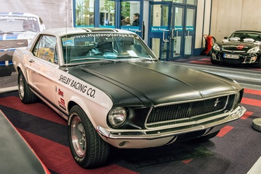Ford Mustang S1 hardtop coupe Trans-Am replica 1968 fr3q