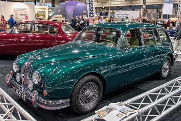 Jaguar Mk 2 County by Jones Brothers 1962 fl3q