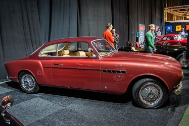 Lancia Aurelia B52 S1 coupe by Vignale 1952 side