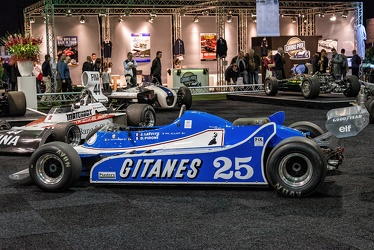 Ligier Ford JS11-15 F1 1980 side