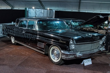 Lincoln Continental Mk V 4-door sedan 1960 fr3q