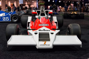 McLaren Ford M26 F1 1977 front
