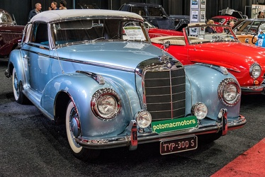 Mercedes 300 S cabriolet A modified 1953 fr3q