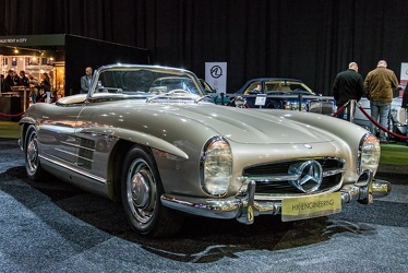Mercedes 300 SL roadster 1957 fr3q