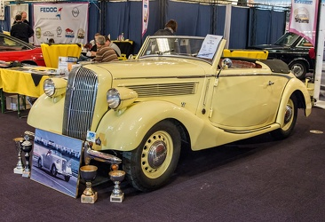 Opel Super 6 2-seater cabrioler by Glaser 1938 fl3q