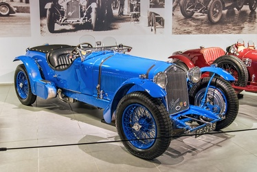 Alfa Romeo 8C 2300 Le Mans 4-seater by Touring 1933 fr3q
