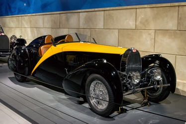 Bugatti T57 Grand Raid roadster by Gangloff 1934 f3q