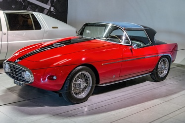 Fiat 8V Demon Rouge by Vignale 1953 fl3q