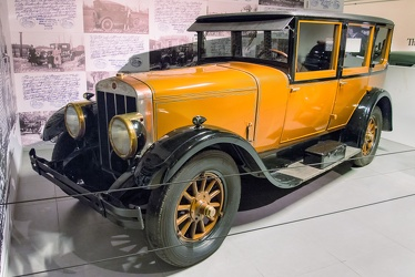 Franklin Series 11-B sedan 1927 fl3q