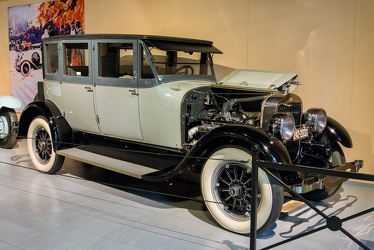 Lincoln Model L 4-door sedan by Judkins 1925 fr3q