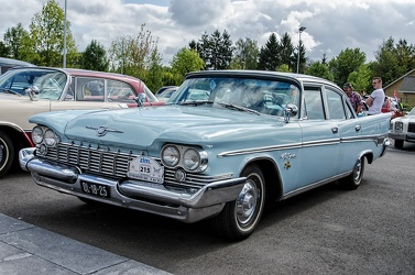 Chrysler New Yorker 4-door sedan 1959 fl3q