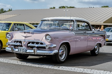 Dodge Custom Royal Lancer hardtop sedan 1956 fl3q