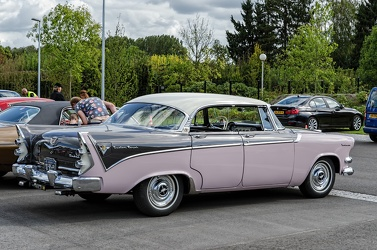 Dodge Custom Royal Lancer hardtop sedan 1956 r3q