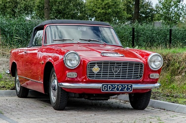 Lancia Appia S3 convertible by Vignale 1961 fr3q