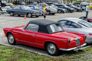 Lancia Appia S3 convertible by Vignale 1961 r3q