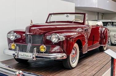 Lincoln Continental cabriolet 1942 fl3q