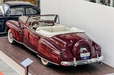 Lincoln Continental cabriolet 1942 r3q