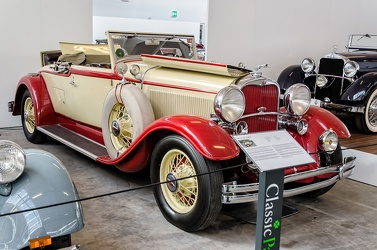 Lincoln Model K convertible coupe by LeBaron 1931 fr3q
