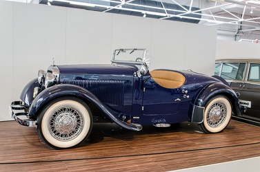 Mercedes 200 sport roadster 1934 side