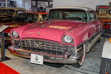 Packard Four Hundred hardtop coupe 1956 fl3q