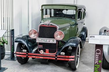 Plymouth Model 30U 4-door sedan 1930 fl3q