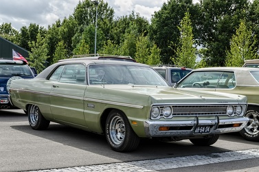 Plymouth Fury III formal hardtop coupe 1969 fr3q