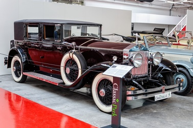 Rolls Royce Phantom I Kenilworth sedan by Brewster 1929 fr3q