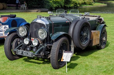 Bentley 4.5 Litre open tourer by Vanden Plas 1929 fl3q