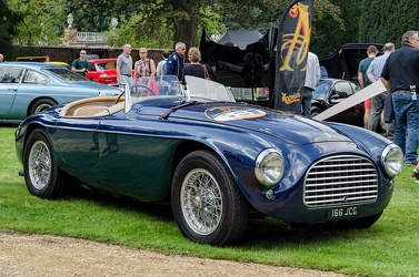 Ferrari 166 MM barchetta by Touring 1950 fr3q