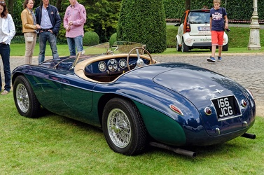 Ferrari 166 MM barchetta by Touring 1950 r3q